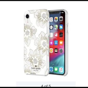 KATE SPADE IPHONE X 10 PHONE CASE